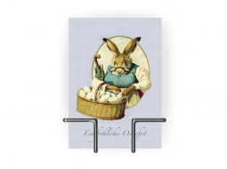 Bunny Mommy – Easter Card