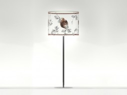 Adorable Squirrel Table Lamp