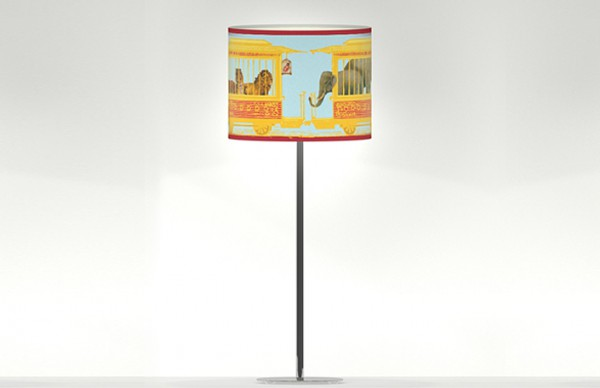 Children Table Lamp: La Ménagerie